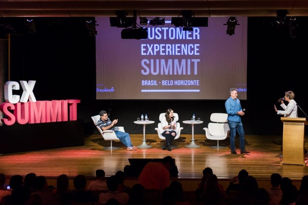 real time - cx summit - satisfação de clientes - tracksale