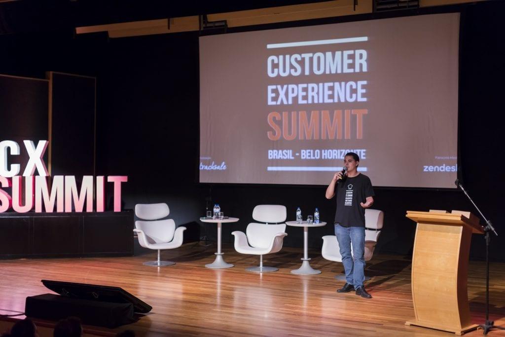 prêmio - cx summit - satisfação de clientes - tracksale
