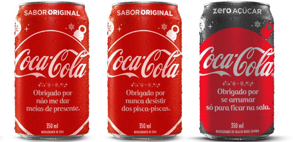campanha da coca-cola do natal de 2017 - fidelização de clientes no natal - satisfação de clientes - tracksale