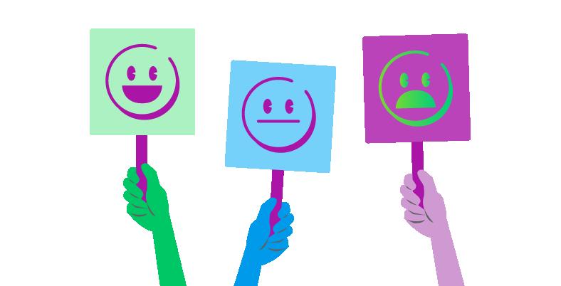 Satisfação dos alunos: faça pesquisas de satisfação